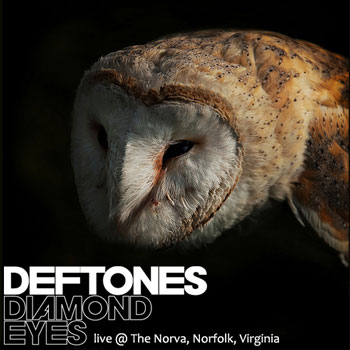 Deftones live @ The Norva, Norfolk, Virginia, USA (2 сентября 2010 года)