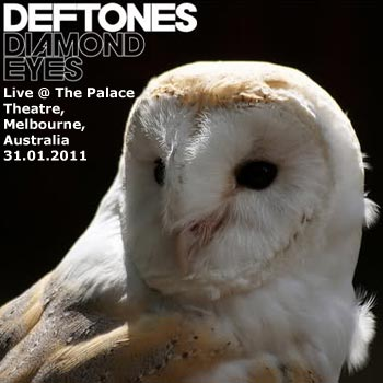 Бутлег Deftones Live @ The Palace Theatre, Melbourne, Australia (30 января 2011 года)