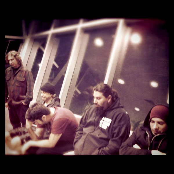 Deftones: 4:30am customs border crossing