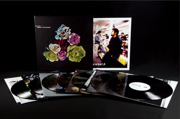 Deftones: The Vinyl Collection 1995-2011 (Box-set)