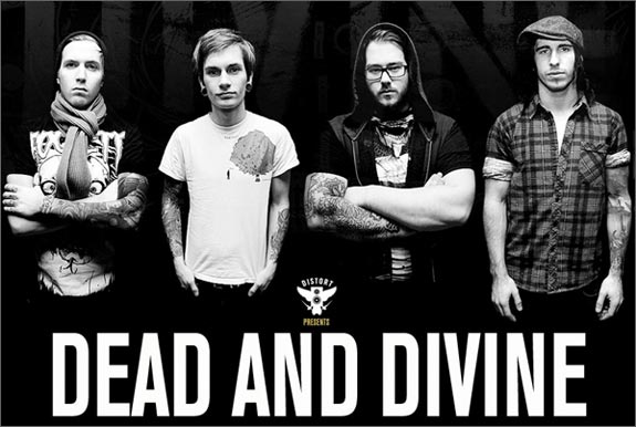 Dead and Divine