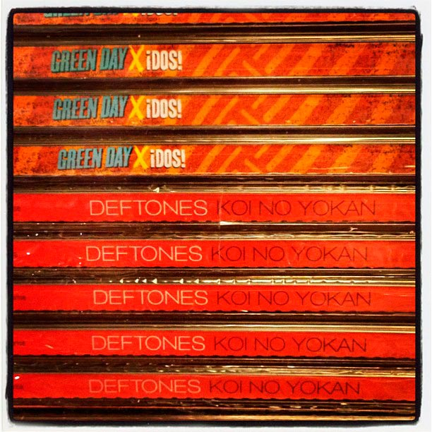 Deftones vs. Green Day