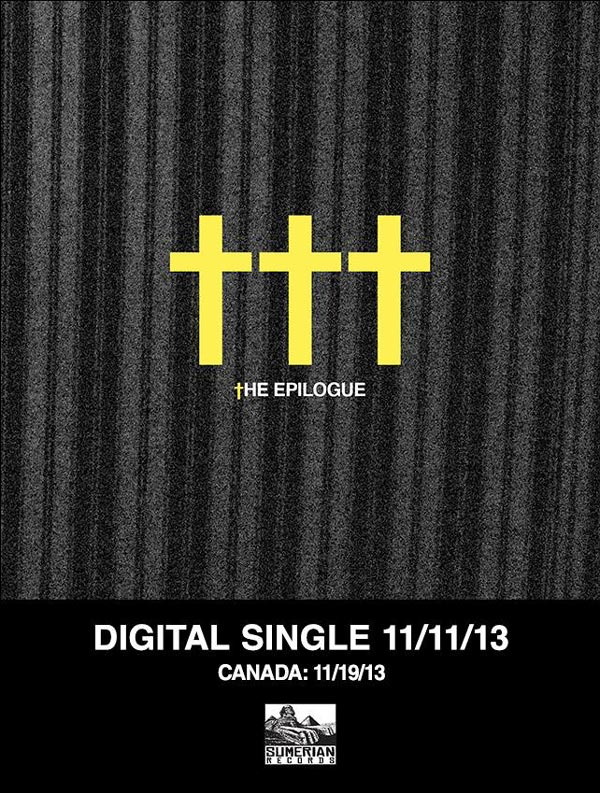 ††† (Crosses) — «†he Epilogue»