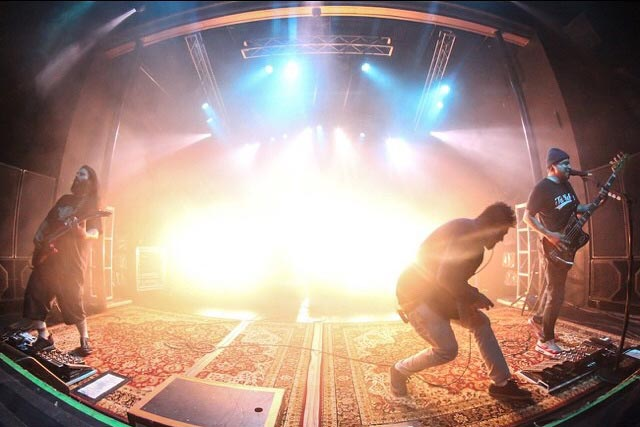 Выступление Deftones в клубе The Observatory, Santa Ana, California, USA (8 мая 2015 г.)