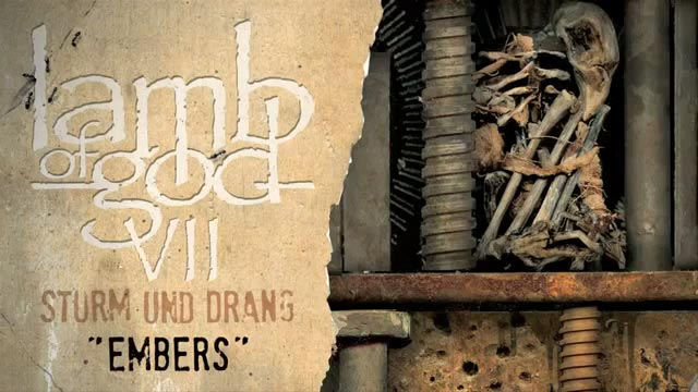 Lamb of God — «Embers» (feat. Chino Moreno)