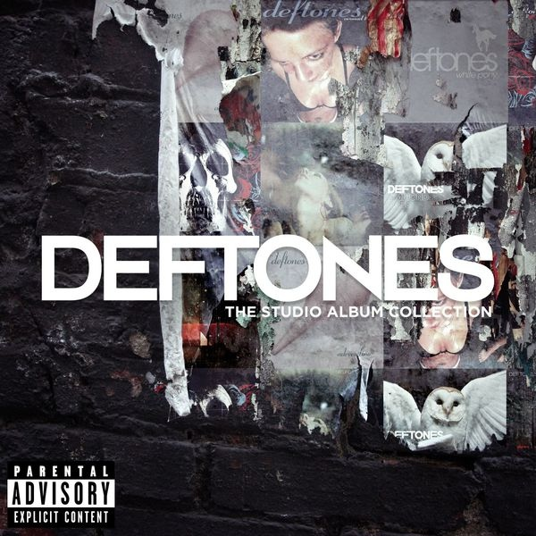 Deftones — «The Studio Album Collection» (цифровой релиз)