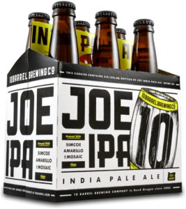 Пиво «10 Barrel Joe»