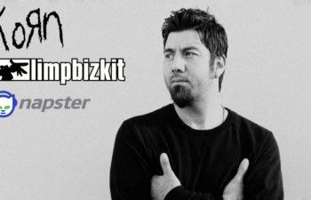 Чино Морено рассказывает про Korn, Limp Bizkit и Napster