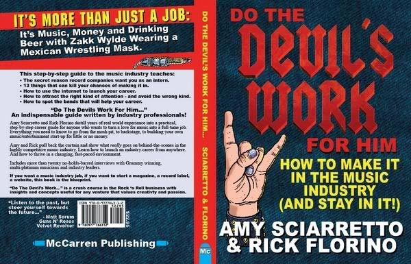 Обложка книги «Do The Devil's Work For Him»