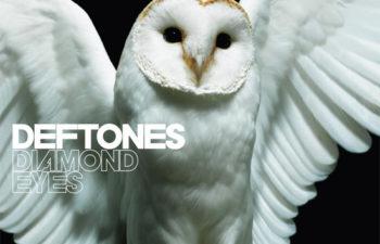 Обложка альбома «Diamond Eyes» группы Deftones, который выходит 4 мая 2010 года