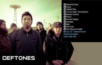 Слушайте онлайн новый альбом «Diamond Eyes» группы Deftones