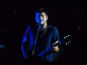 Deftones live @ El Paso, TX, USA, 27th April, 2010