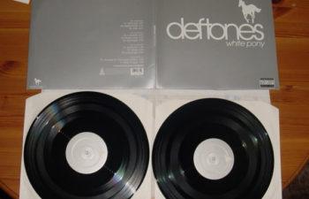 2xLP Deftones «White Pony» винил