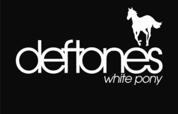 Deftones «White Pony» 2LP (двойной винил, переиздание 2010 года)