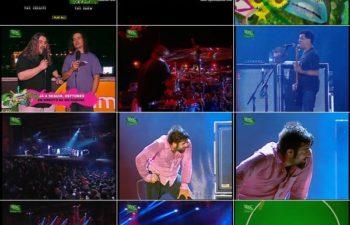 DVD Deftones live @ Optimus Alive (Лиссабон, Португалия, 9 июля 2010 года)