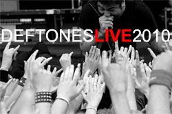 Deftones Live 2010