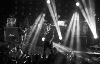 Deftones live at Woodward Park (7 августа 2010)