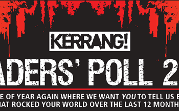 Kerrang! Readers' Poll 2010 — голосуй за Deftones!