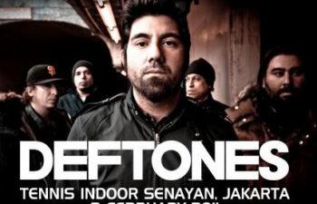 Турне-2011: Deftones посетят Индонезию