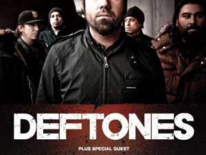 Deftones live @ Rave Ballroom, USA (26 мая 2010 года)
