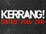 KERRANG! Critics Poll 2010