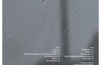 Deftones — «Covers» (Vinyl LP) (back)