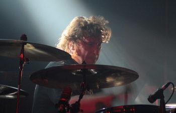 Барабанщик Deftones Эйб Каннингам (Abe Cunningham)