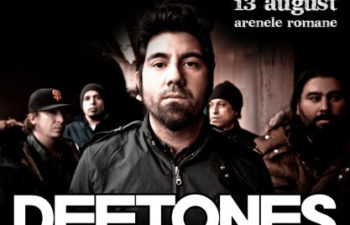 Deftones на Alternative Summer Day в Румынии