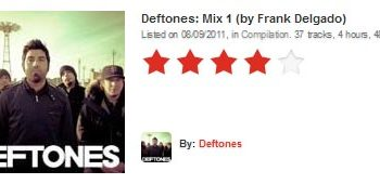 Deftones Mix 1 (by Frank Delgado)