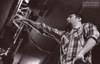 Deftones live @ Arena Moscow, Москва, Россия (03.09.2011)