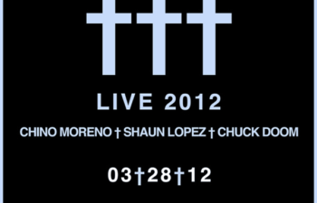 Выступление ††† (Crosses) в Лос-Анджелесе 28 марта 2012 года