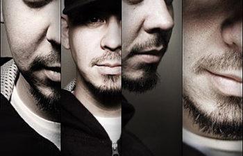 Музыканты, принимавшие участие в записи саундтрека. Вы узнаете здесь Чино Морено?