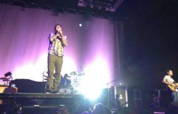 Выступление Deftones в Susquehanna Bank Center, Филадельфия (02.08.2012 г.)