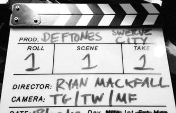Съемки клипа«Swerve City» группы Deftones