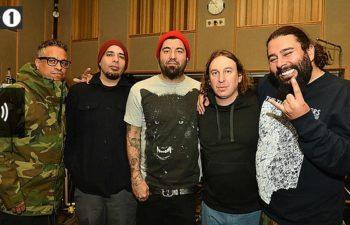 Deftones на BBC Radio 1