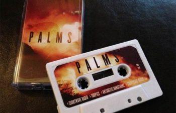 Дебютный альбом Palms на аудиокассете