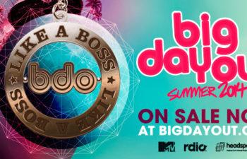 Специальный пропуск «Like A Boss» на фестиваль Big Day Out 2014