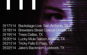 Гастроли ††† (Crosses) по Техасу