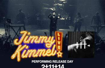 ††† (Crosses) в ток-шоу Jimmy Kimmel Live! 11 февраля