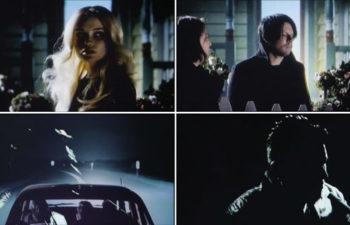 Кадры из клипа «†he Epilogue» группы ††† (Crosses)