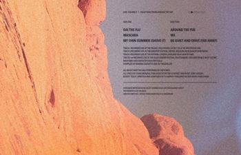 Задняя сторона обложки фейкового винила Deftones — «Live: Volume II — Selections From Around The Fur»