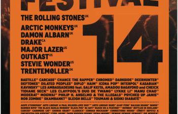 Roskilde Festival 2014 (Дания)