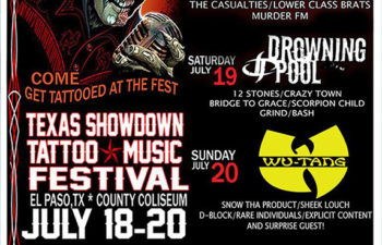 Texas Showdown Tattoo & Music Festival 2014