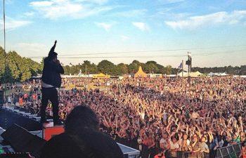 Deftones — Live at Roskilde Festival, Дания, 4 июля 2014 года