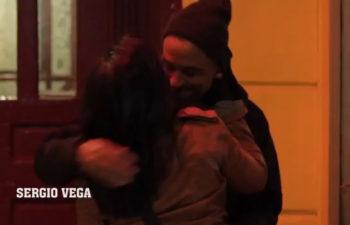 Сержио Вега в клипе «Sexy For Breakfast» группы Activator.