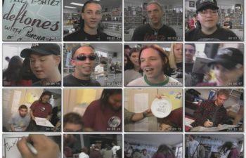 Deftones — Live at Record Xchange (Southgate, MI, US, 10.08.1996) [DVD]