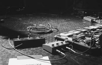 Сет-лист с новой песней «New» группы Palms