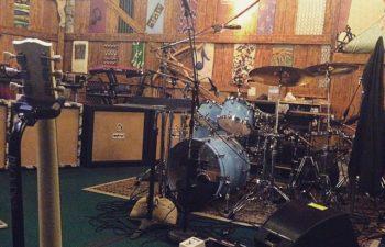 В студии группы Deftones