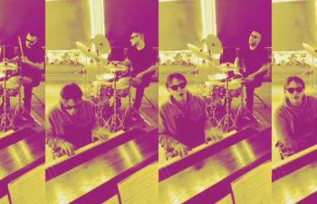 Team Sleep: Чак Икс (Chuck X) — клавиши, и Гил Шароне (Gil Sharone) — ударные