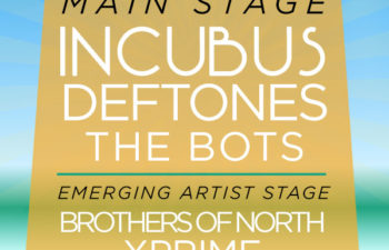 Deftones на фестивале Edgefest 29 июля 2015 года